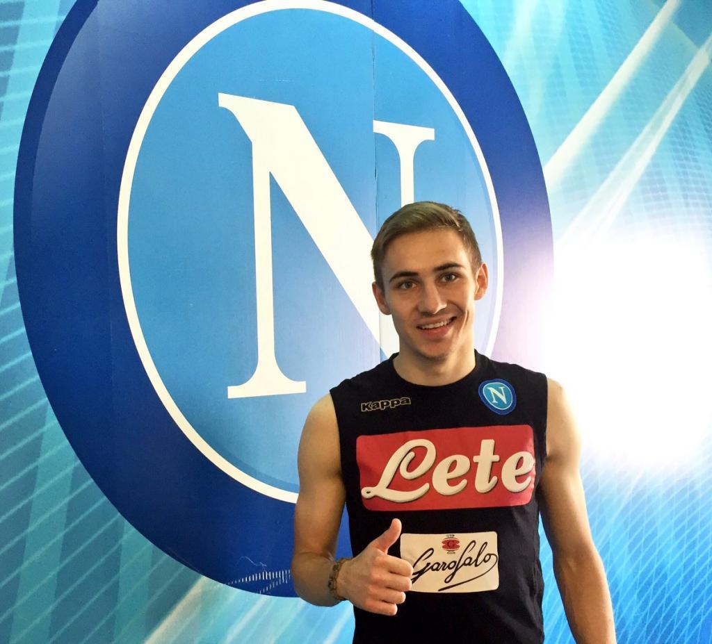 Cercavo una foto di Rog con la maglia da gara, ma non la trovavo. Da oggi grazie all'Inter ci saranno!