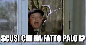 ROMA- INTER: IL PAGELLONE 1 Ranocchiate