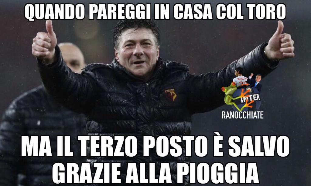 5 considerazioni semiserie su Inter-Torino 2 Ranocchiate