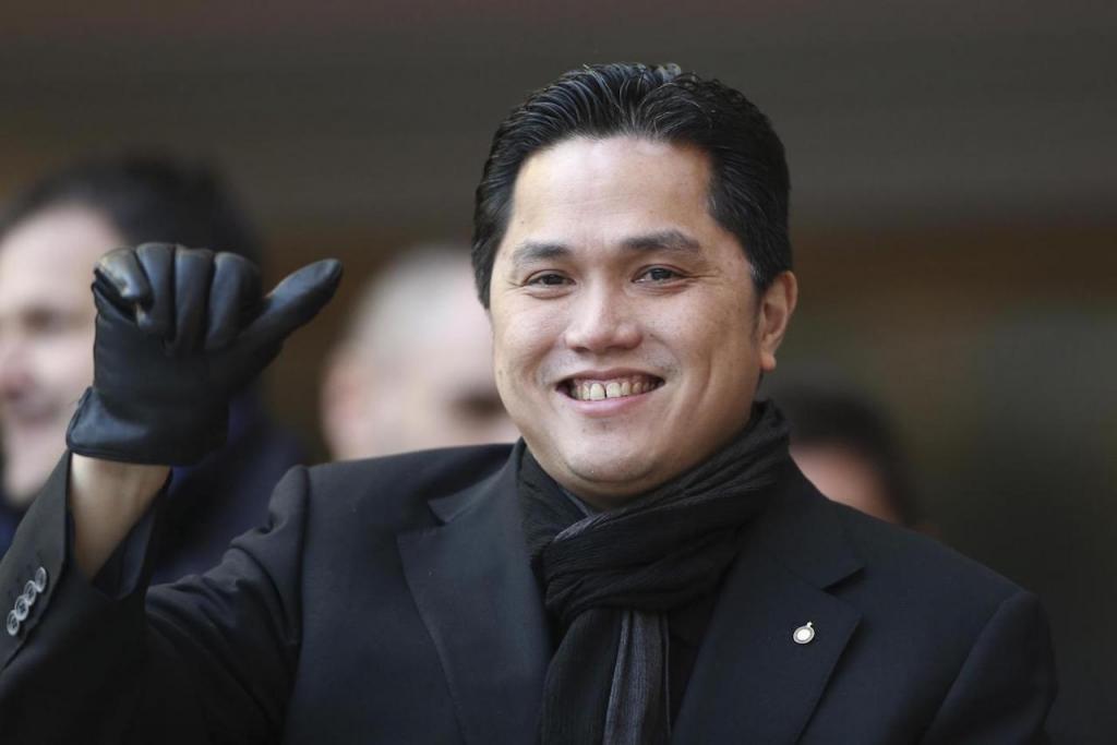 «Chi non muore si rivede!», e l'amico viene investito: Inter, Erick Thohir accusato di omicidio 1 Ranocchiate