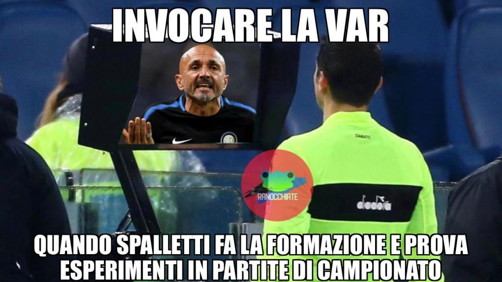 Atalanta-Inter nel tempo di un caffè 2 Ranocchiate