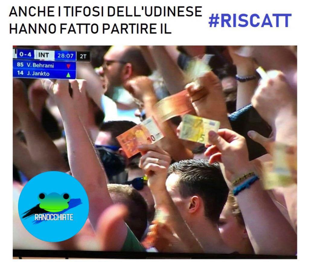 Udinese-Inter, il pagellone del CAPITANO 4 Ranocchiate