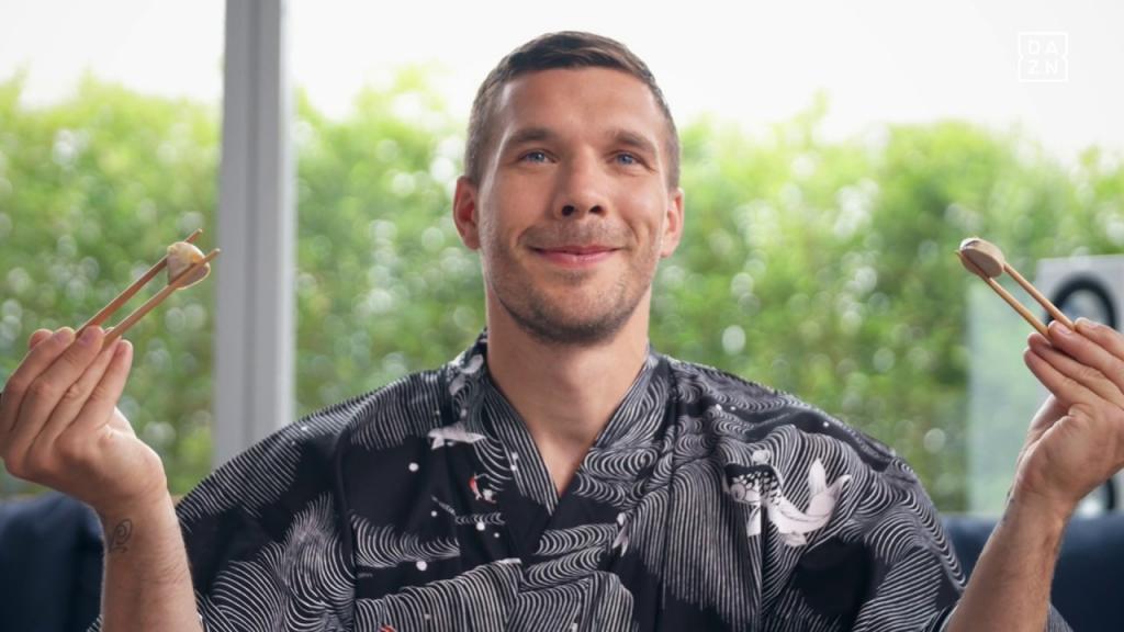 Giocatori che non sono stati: l'Erasmus milanese di Lukas Podolski 6 Ranocchiate