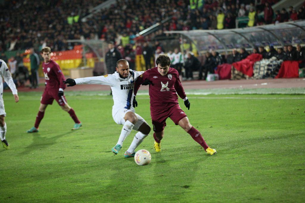 Rubin Kazan-Inter, il pagellone dello stop nella steppa 1 Ranocchiate