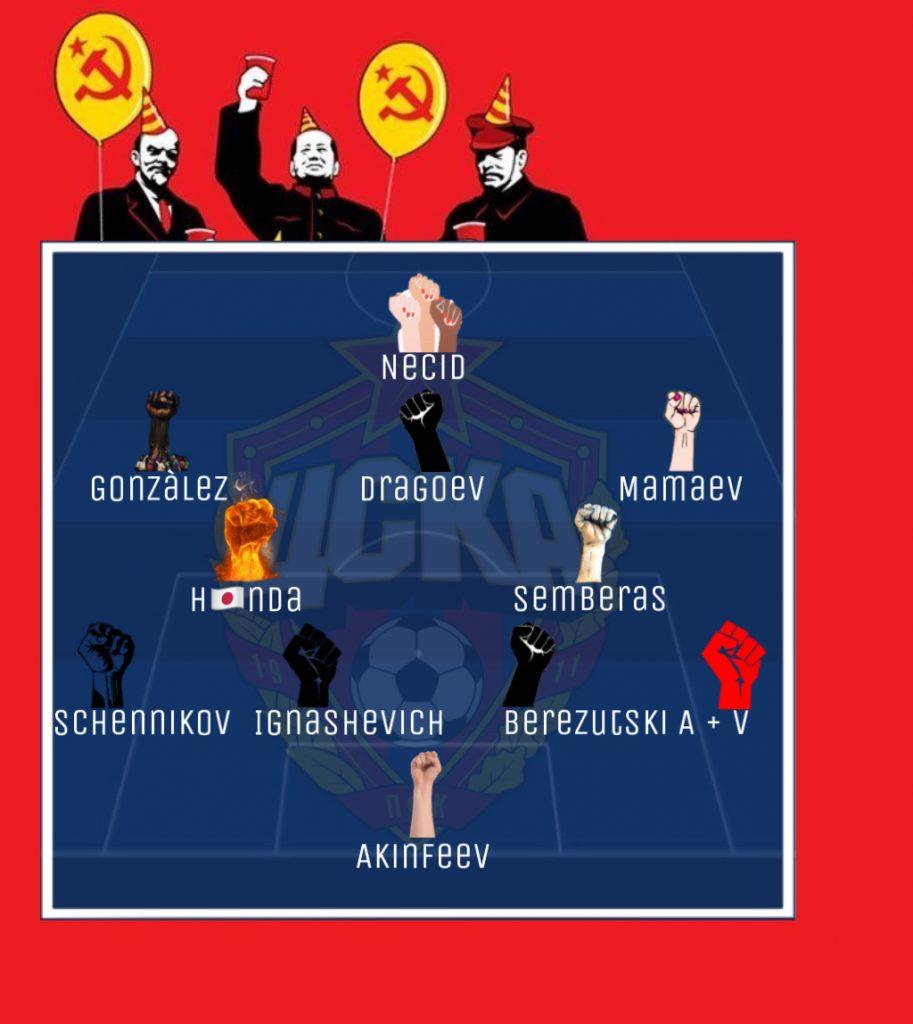 Russia, atto secondo 7 Ranocchiate