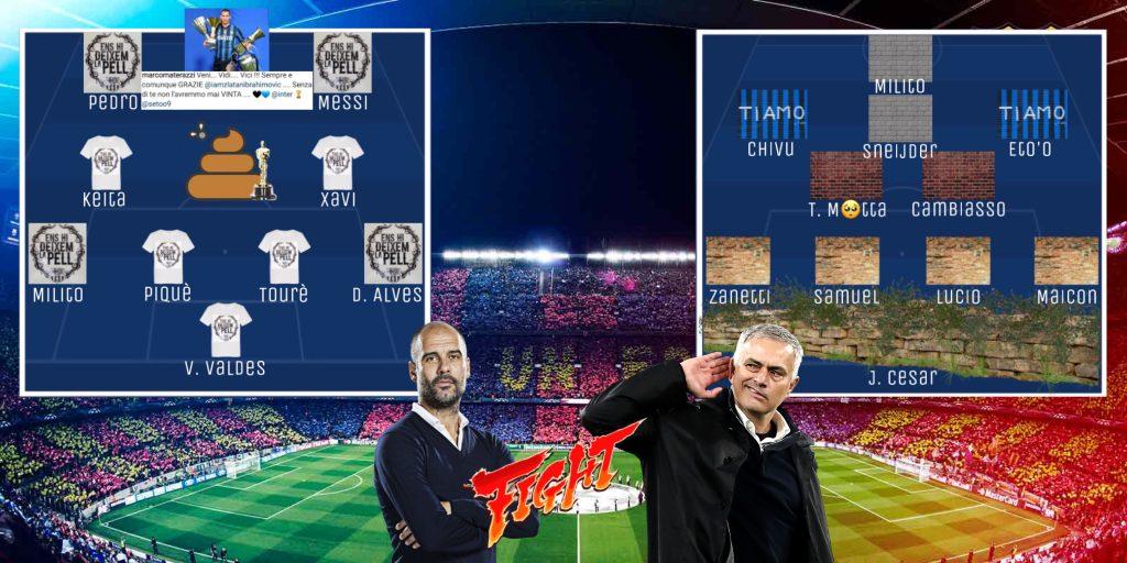 Barcellona-Inter 2010