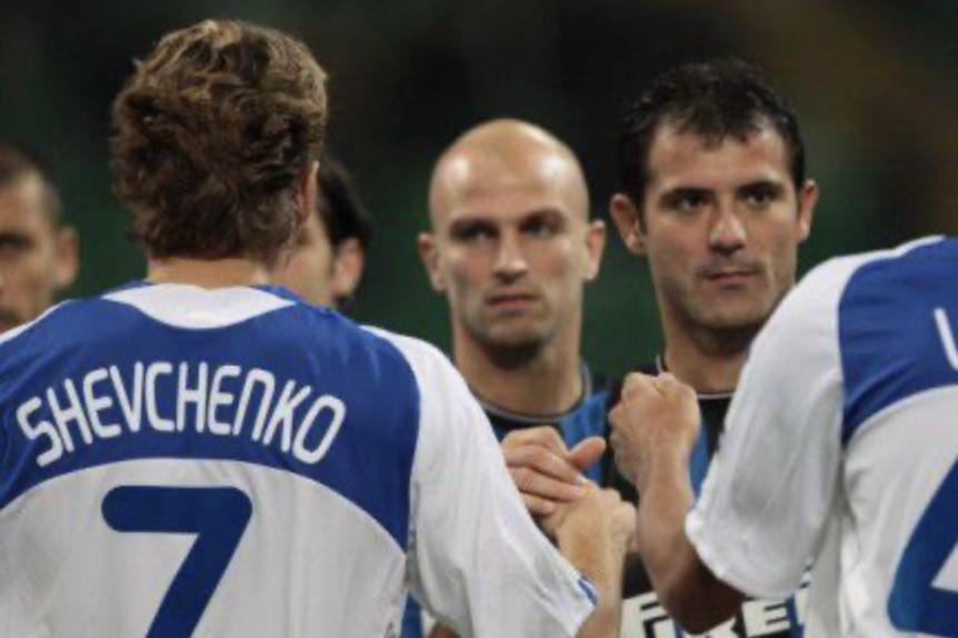 Inter-Dinamo Kiev: l'altra porta, Lucio! 1 Ranocchiate