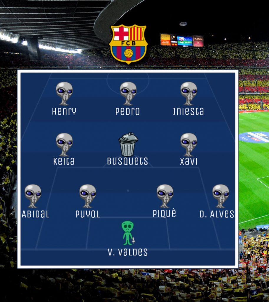 Barcelona-Inter: la strategia segreta di Mourinho 1 Ranocchiate