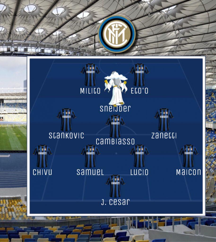 Dinamo Kiev-Inter: La resurrezione secondo Wes 2 Ranocchiate