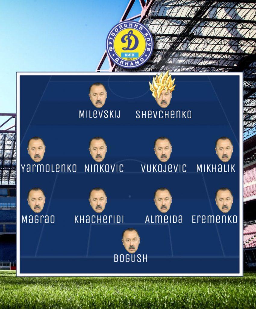 Inter-Dinamo Kiev: l'altra porta, Lucio! 3 Ranocchiate
