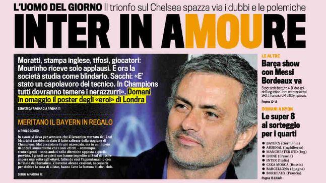 Chelsea-Inter, il pagellone in aMOUre 5 Ranocchiate
