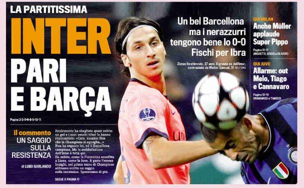 Inter-Barcellona, il pagellone degli ex (non) pungenti 1 Ranocchiate