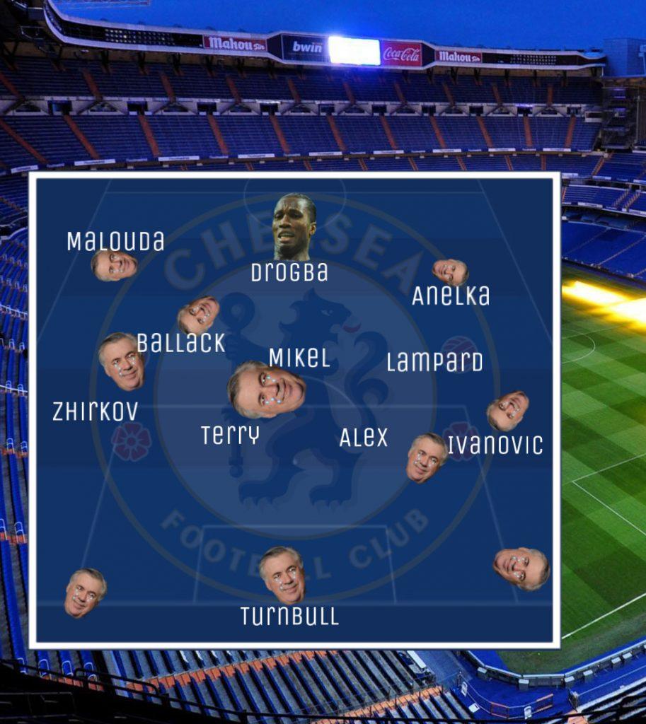 Chelsea-Inter 2010: God save Samuel Eto'o 1 Ranocchiate