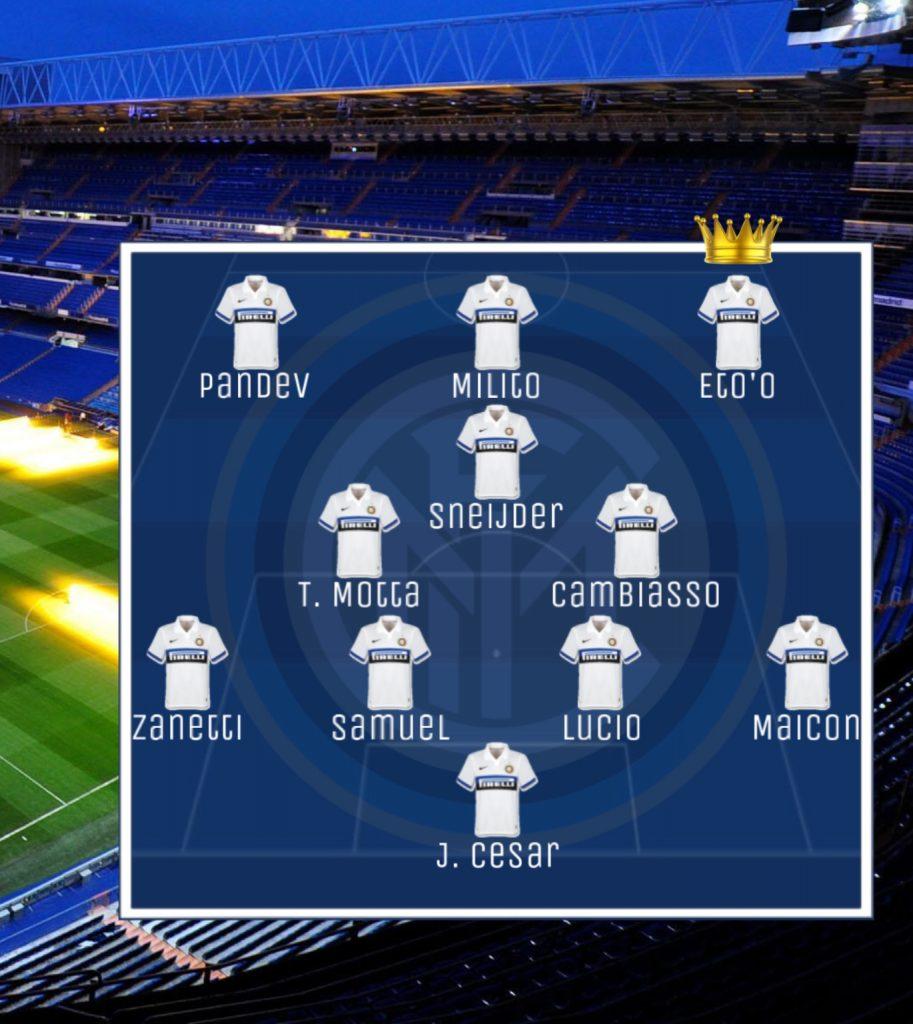 Chelsea-Inter 2010: God save Samuel Eto'o 2 Ranocchiate