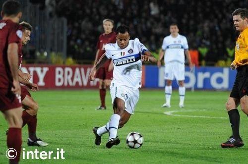Rubin Kazan-Inter, la campagna di Russia 5 Ranocchiate