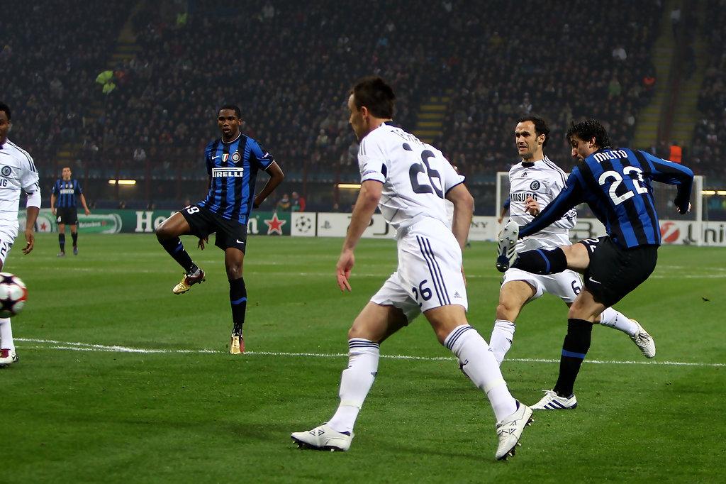 Inter-Chelsea, come siamo diventati grandi 1 Ranocchiate