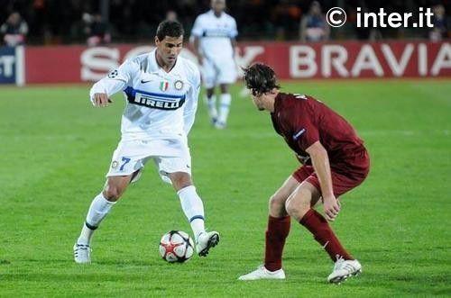 Rubin Kazan-Inter, la campagna di Russia 6 Ranocchiate