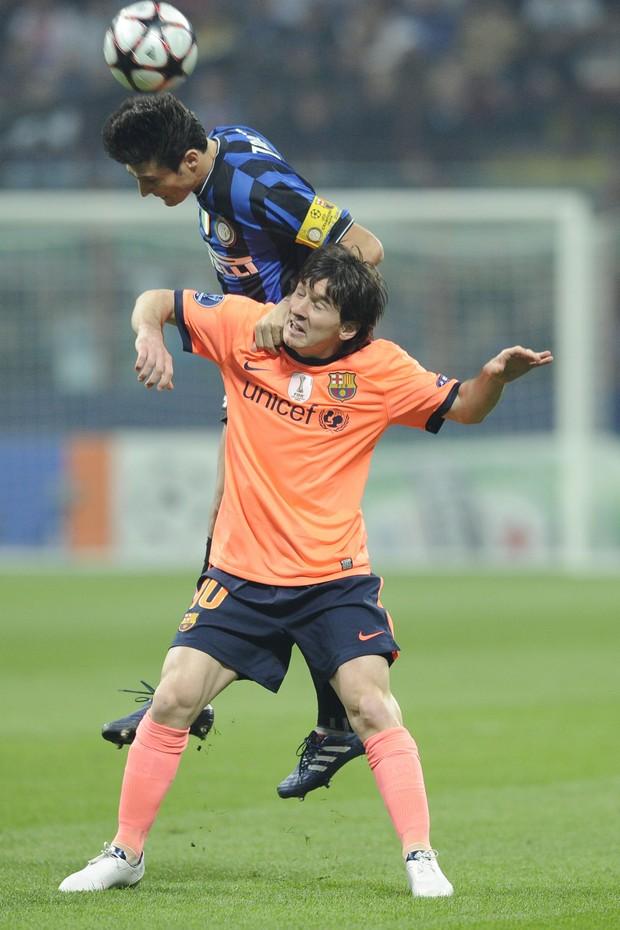 Inter-Barcellona, il pagellone della verità su Balotelli 3 Ranocchiate