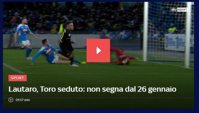 Napoli-Inter, il pagellone che doveva annà così 5 Ranocchiate