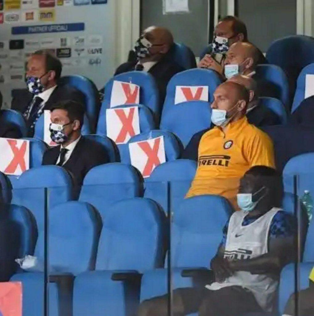 Napoli-Inter, il pagellone che doveva annà così 2 Ranocchiate