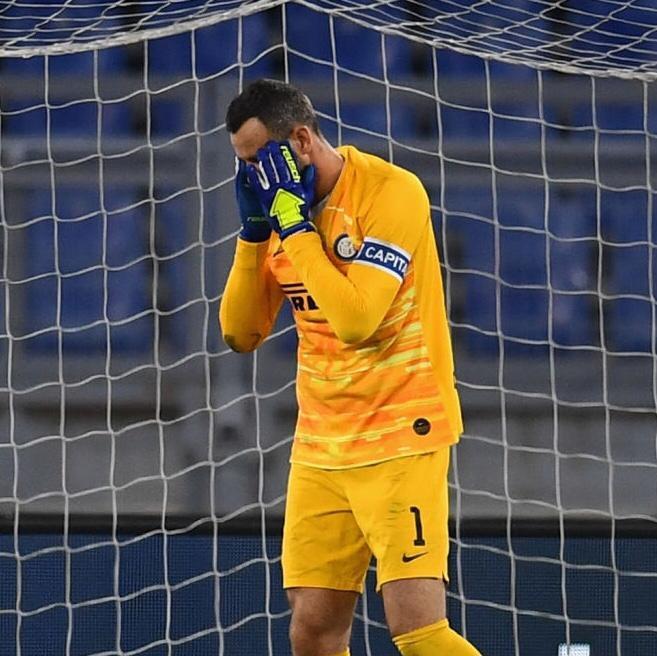 Roma - Inter nel tempo di un caffè alla Champions League 3 Ranocchiate