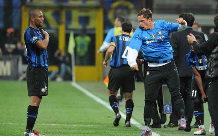Inter-Pisa, la partita segreta nel tempo di un caffé 2 Ranocchiate