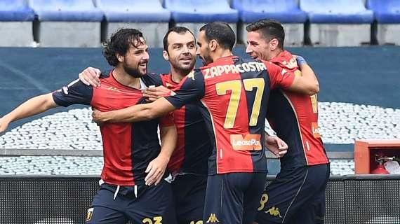 4 chiacchiere prepartita: Genoa - Inter 2 Ranocchiate