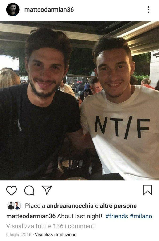 Genoa-Inter, il pagellone del sommo e unico capitano 1 Ranocchiate