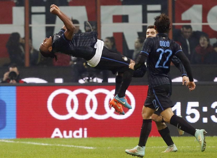 Inter-Torino, il pagellone alla Andy Van Der Meyde 4 Ranocchiate