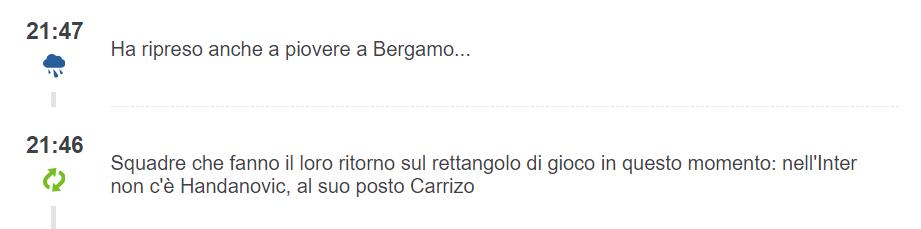 Atalanta-Inter, il pagellone della nostalgia amarcord 1 Ranocchiate