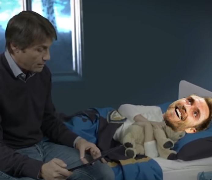 """GOSSIP - """"Antonio Conte mi tradisce?"""" terremoto da Barbara D'Urso 1 Ranocchiate"""