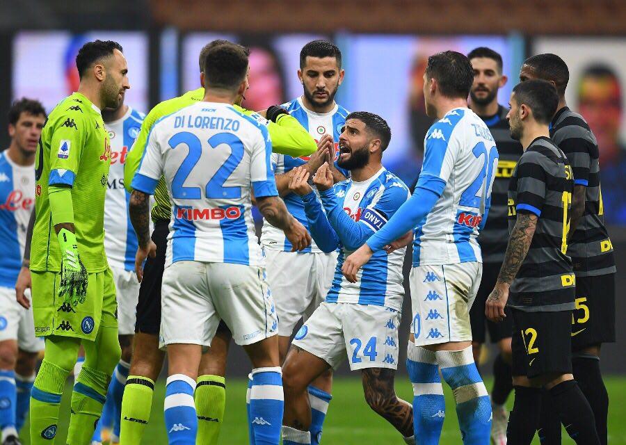 Inter – Napoli, dieci pensieri post-partita 6 Ranocchiate