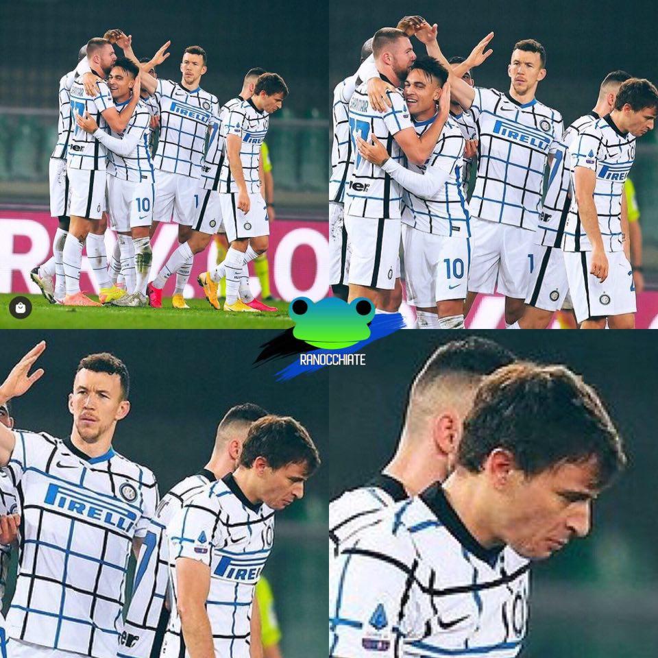 Verona - Inter, dieci pensieri post-partita 3 Ranocchiate