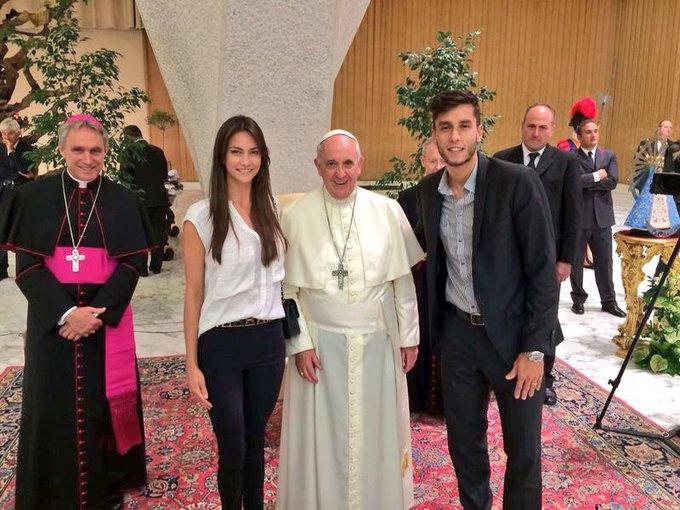 La richiesta di Papa Francesco: Ricky Maravilla primo Santo da vivo 1 Ranocchiate