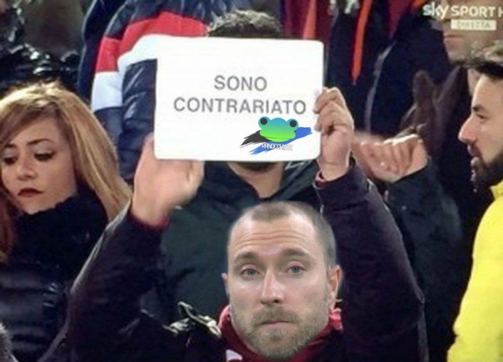Inter-Bologna, il pagellone Eriksencentrico 3 Ranocchiate