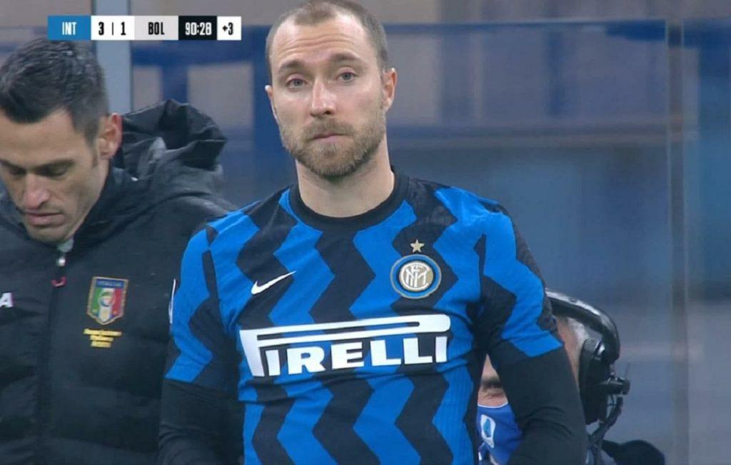 Inter-Bologna, il pagellone Eriksencentrico 1 Ranocchiate