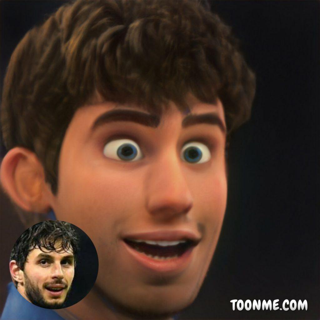 Se Fiorentina-Inter fosse un film della Pixar 9 Ranocchiate