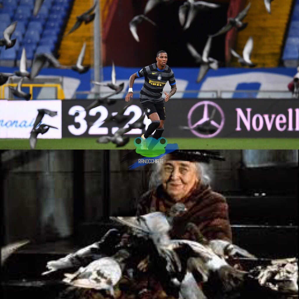 Sampdoria - Inter, dieci pensieri post-partita 1 Ranocchiate
