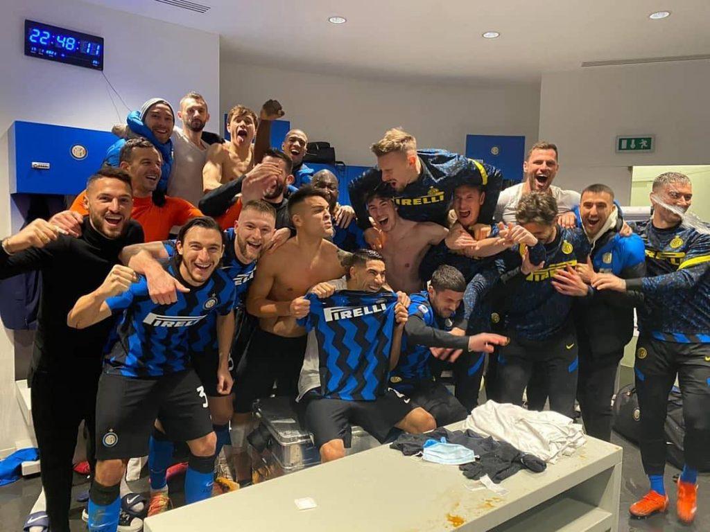 Inter - Juventus, dieci pensieri post - partita 6 Ranocchiate