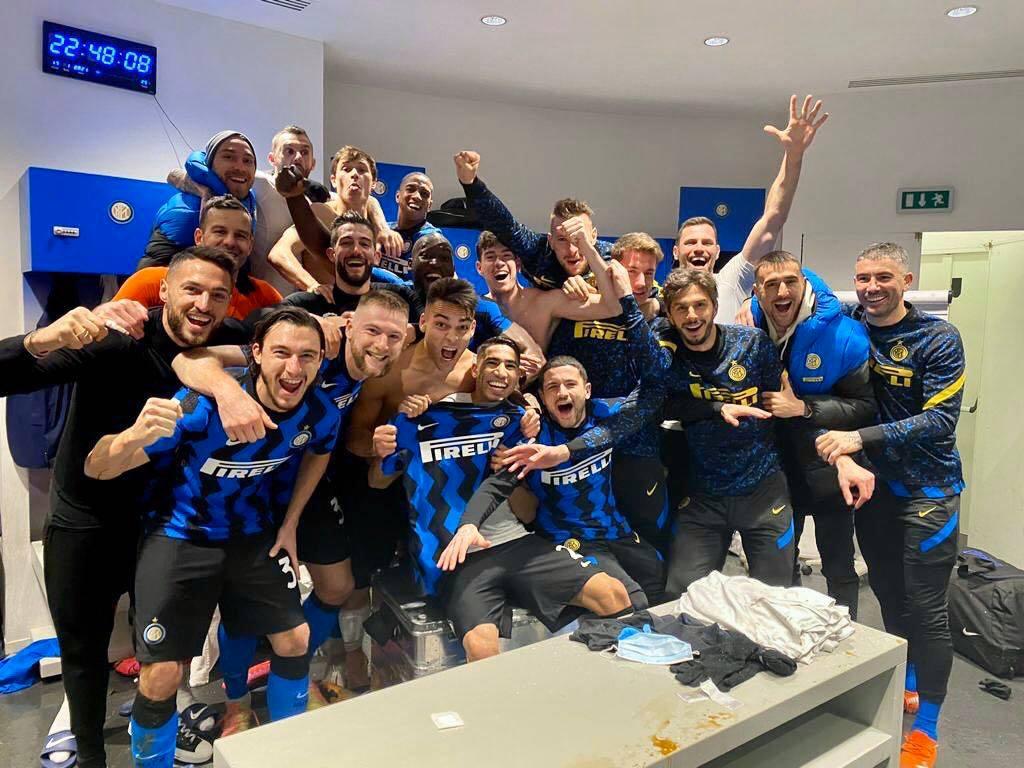 Inter - Juventus, dieci pensieri post - partita 7 Ranocchiate