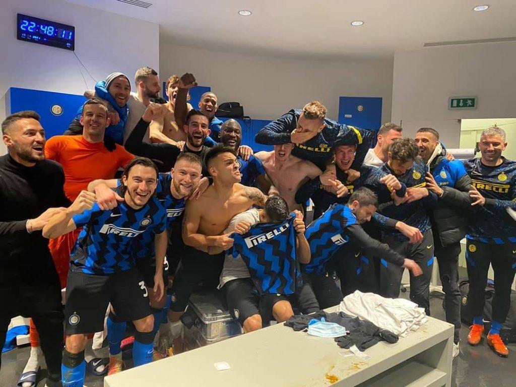 Inter - Juventus, dieci pensieri post - partita 8 Ranocchiate