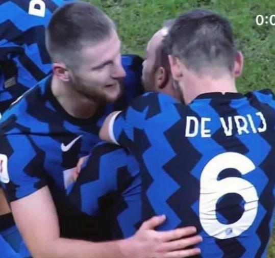 Inter - Milan, il pagellone del biondo che fa impazzire il mondo 1 Ranocchiate