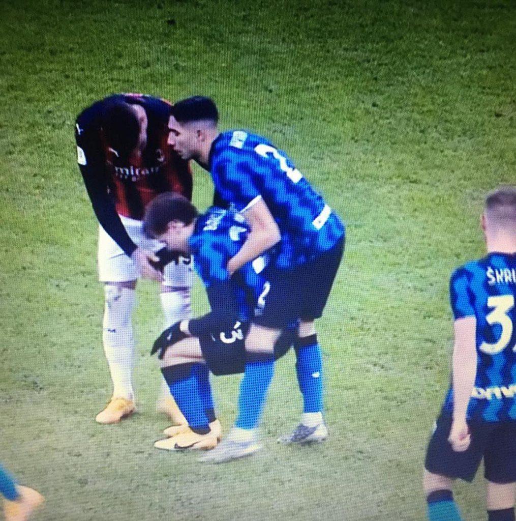 Inter - Milan, il pagellone del biondo che fa impazzire il mondo 3 Ranocchiate