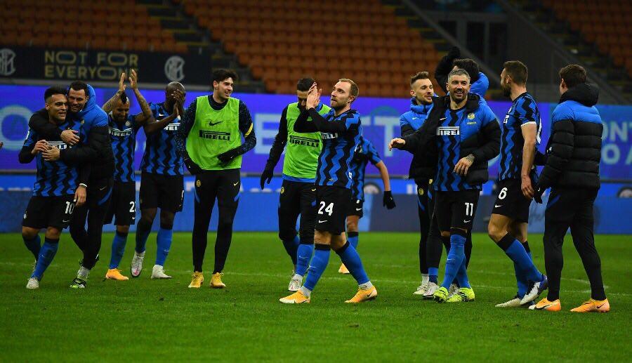 Inter -Milan, dieci pensieri post - partita 5 Ranocchiate