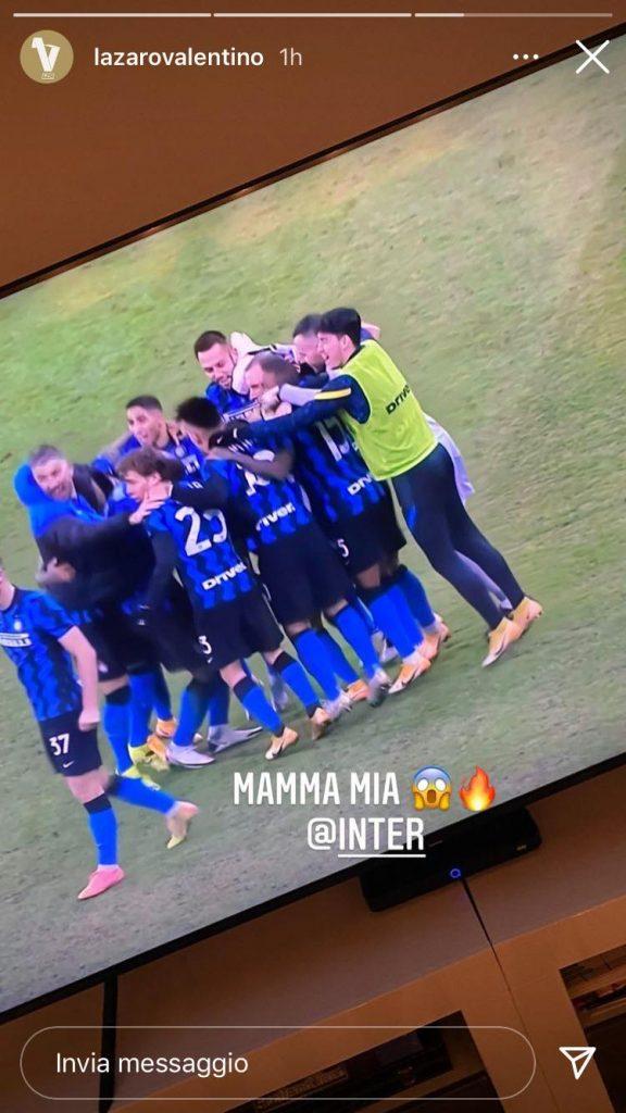 Inter -Milan, dieci pensieri post - partita 1 Ranocchiate