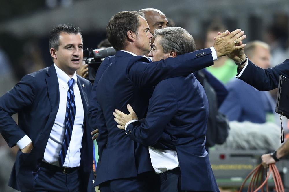 Roma-Inter, il pagellone del cambio (squadra) 7 Ranocchiate