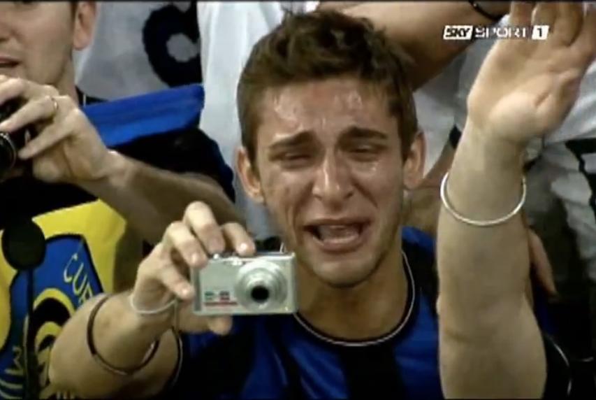 Inter -Milan, dieci pensieri post - partita 6 Ranocchiate