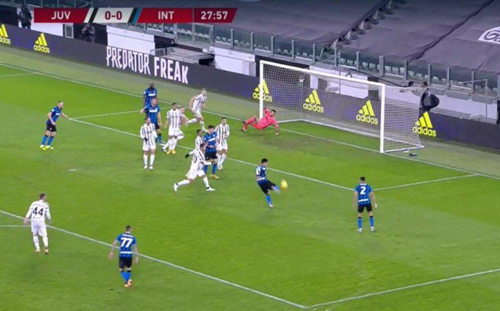 Juventus-Inter, dieci pensieri post-partita 4 Ranocchiate