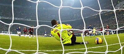 Milan - Inter: il Derby in 5 istantanee 3 Ranocchiate