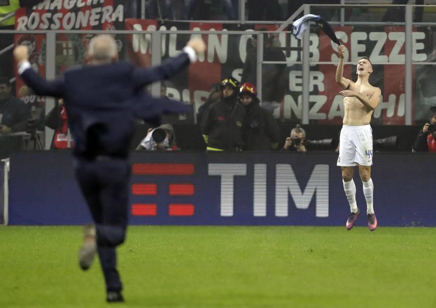 Milan - Inter: il Derby in 5 istantanee 6 Ranocchiate